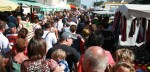 Marché de Saint-Martin, 28 juillet 2013.